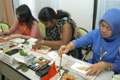 22. Experience of making etegami